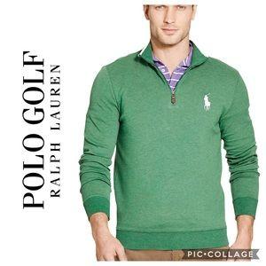 Ralph Lauren Half Zip Sweatshirt NWT